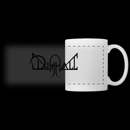 Dimhall Black - Panoramic Mug