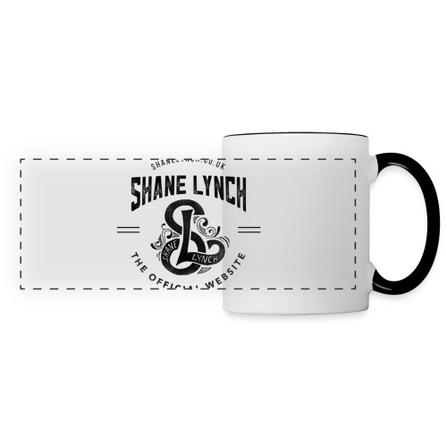 Black - Shane Lynch Logo - Panoramic Mug