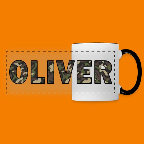 Oliver - Panoramamugg