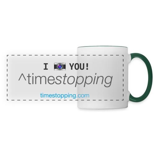I (photo) you! - Panoramic Mug