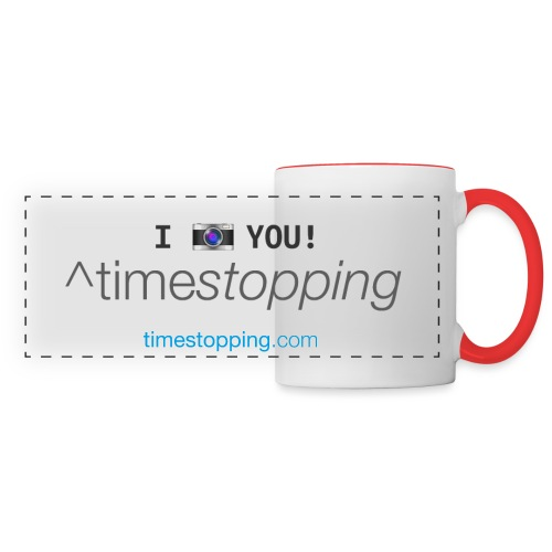 I (photo) you! - Panoramic Mug