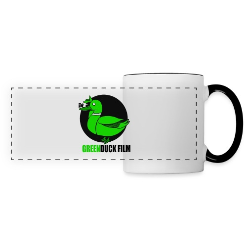 Greenduck Film Logo w. black letters - Panoramakrus