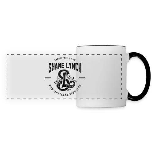 Black - Shane Lynch Logo - Panoramic Mug
