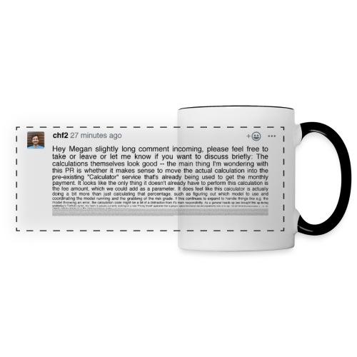 Verbose - Panoramic Mug