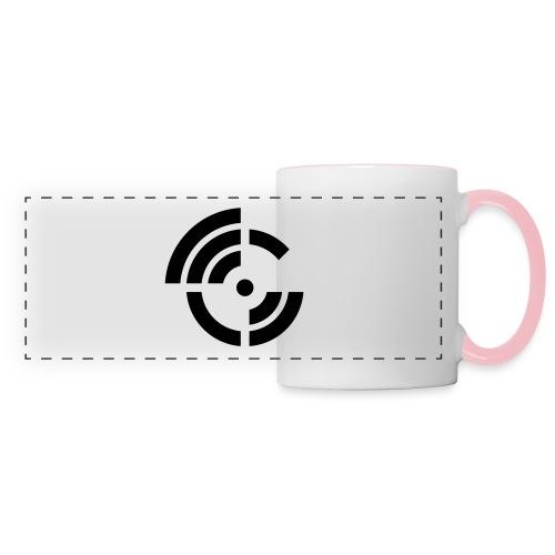 electroradio.fm logo - Panoramic Mug