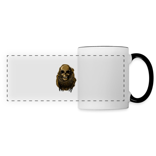 Skull in Chains YeOllo - Panoramic Mug