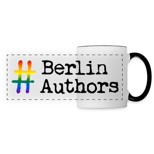 BerlinAuthors Logo Rainbow - Panoramatasse