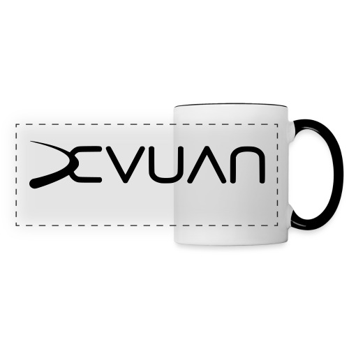 Devuan name - Panoramic Mug