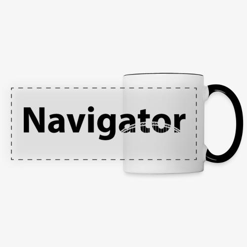 Navigator zwart merch - Panoramamok