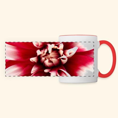 Dahlienblüte, Blume, Blüte, foral, blumig, Blumen - Panoramatasse