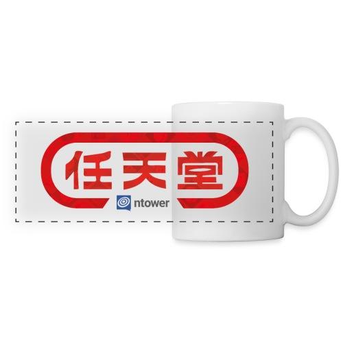 ntower Retro Japan-Style - Panoramatasse