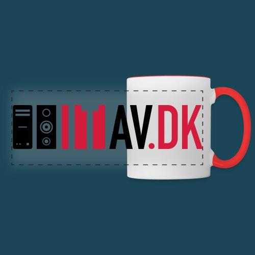 LOGO ITAV dk FINAL 2 COLOR - Panoramic Mug