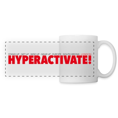 Hyperactivate - Panoramamugg