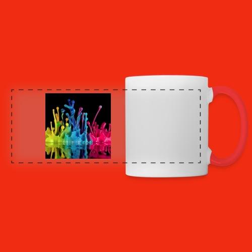 Farbe - Panoramatasse