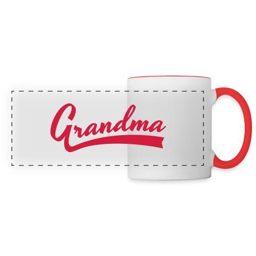 Grandma text - Panoraamamuki