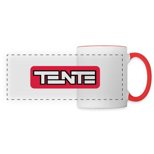 Logo TENTE - Taza panorámica