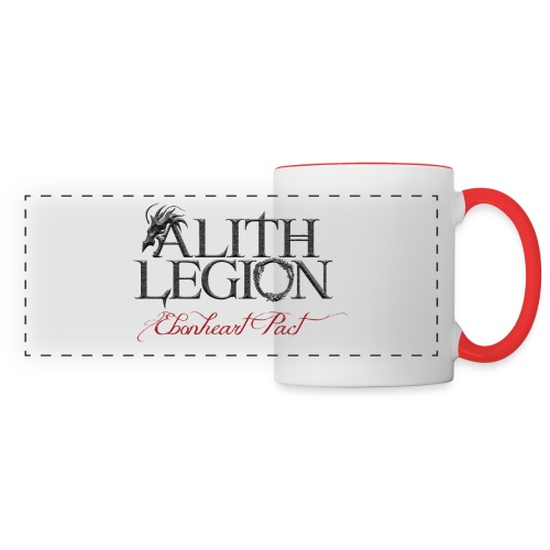Alith Legion Logo Dragon Ebonheart Pact - Panoramic Mug