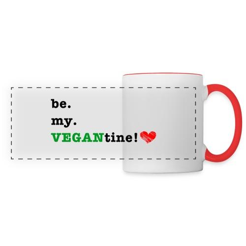 VEGANtine Green - Panoramic Mug