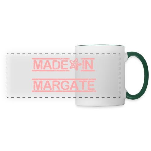 Made in Margate - Pink - Panoramic Mug