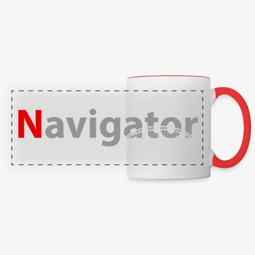 Navigator grijs/rood merchandise - Panoramamok