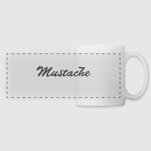 Black Lettering - Panoramic Mug