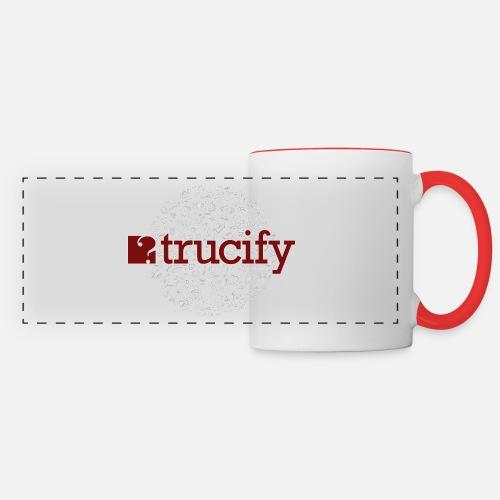 Trucify Badge Round - Panoramic Mug