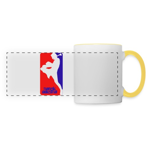 norsk boksing - Panoramic Mug