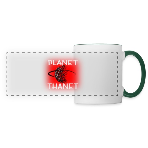 Planet Thanet - Made in Margate - Panoramic Mug