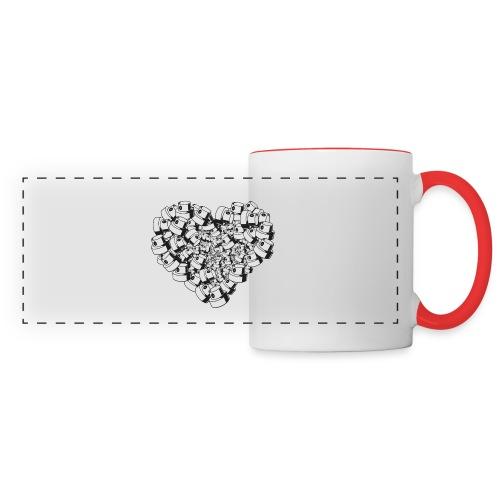 heart for art street love - Panoramakrus