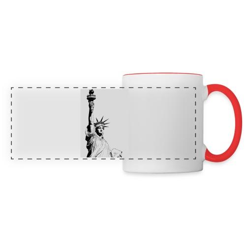 Mug STATUE OF LIBERTY - Mug panoramique contrasté et blanc