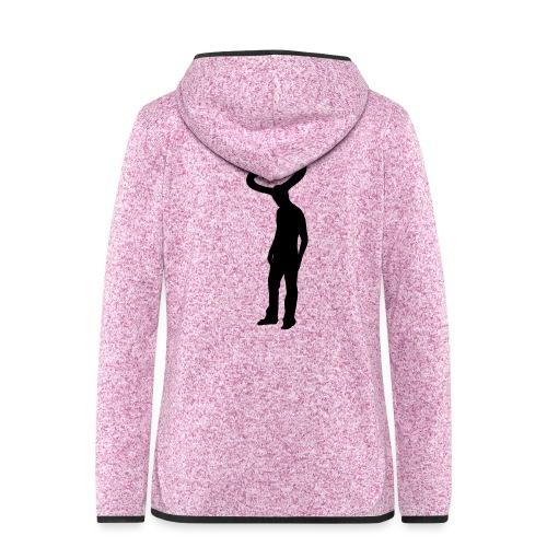 KC - Vrouwen hoodie fleecejack