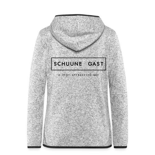 GAST - Vrouwen hoodie fleecejack