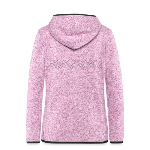 aaaC - Women's Hooded Fleece Jacket