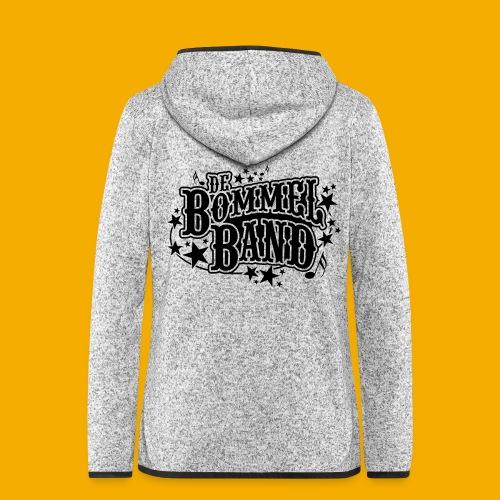 bb logo - Vrouwen hoodie fleecejack