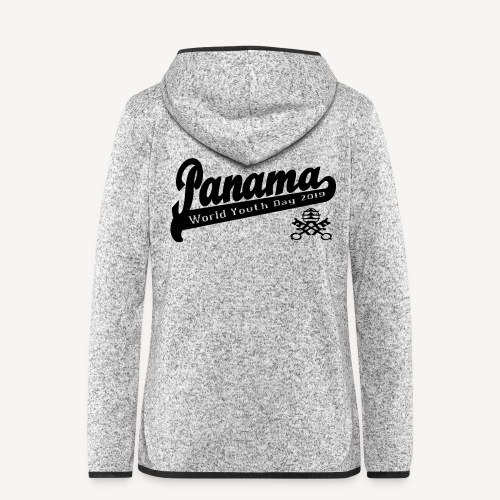 panamamono - Women's Hooded Fleece Jacket