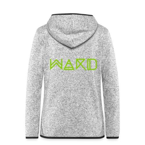 WARD - Women's Hooded Fleece Jacket