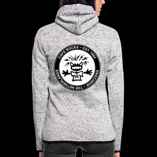 Emblem BW - Vrouwen hoodie fleecejack