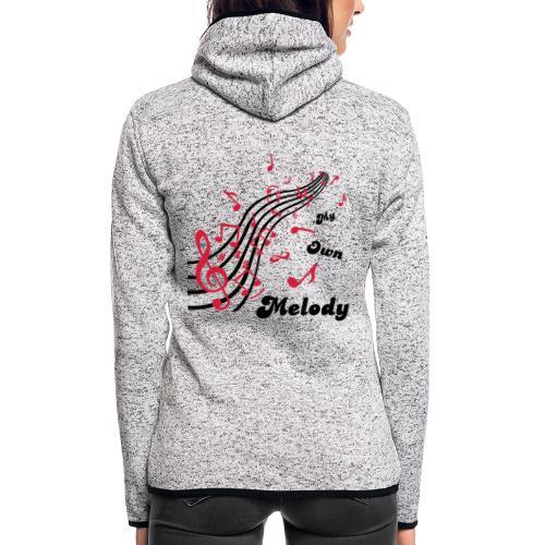 Contest Design 2015 - Women's Hooded Fleece Jacket