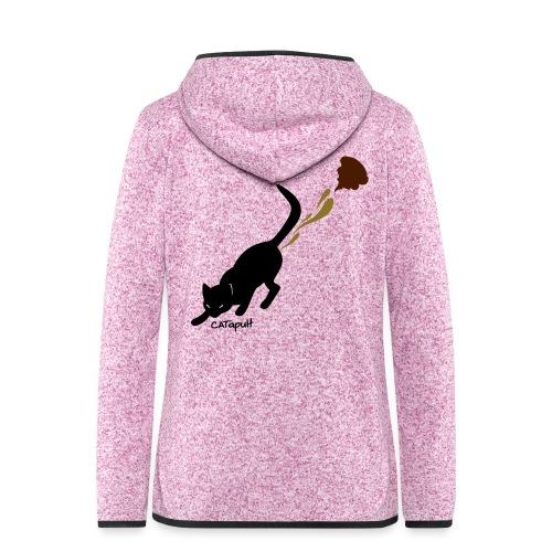 Catapult - Vrouwen hoodie fleecejack