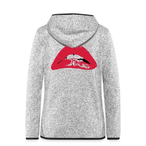 horror - Vrouwen hoodie fleecejack