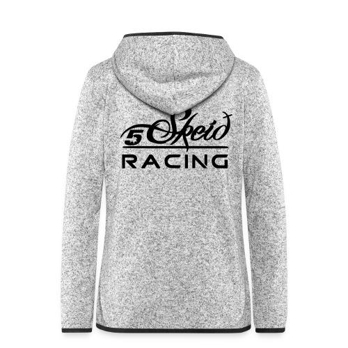 Skeid Racing - Women's Hooded Fleece Jacket