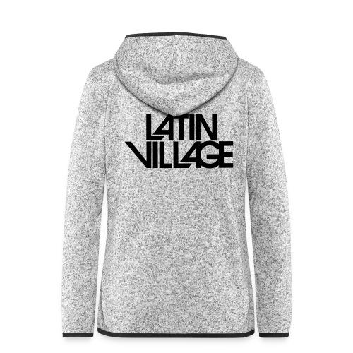 Logo Latin Village 30 - Vrouwen hoodie fleecejack