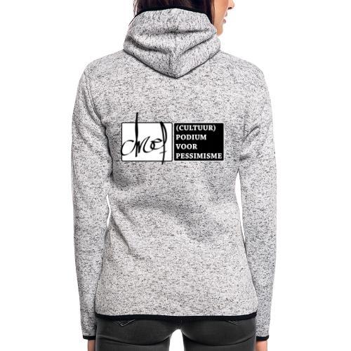 Droef Cultuurpodium - Vrouwen hoodie fleecejack