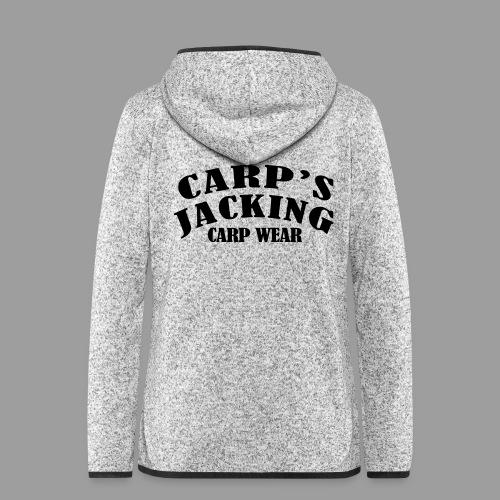 Carp's griffe CARP'S JACKING - Veste à capuche polaire pour femmes