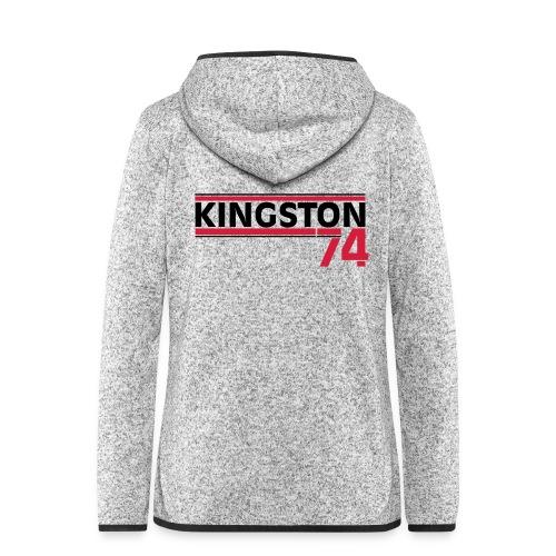 Kingston 74 - Veste à capuche polaire pour femmes