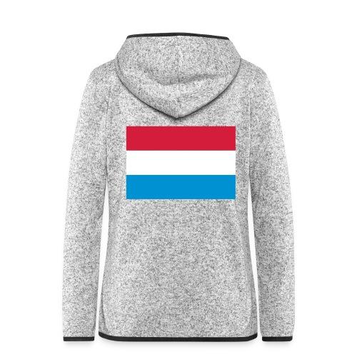 The Netherlands - Vrouwen hoodie fleecejack