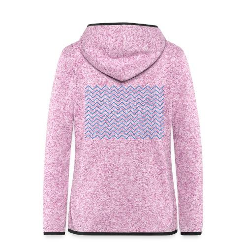 aaa - Women's Hooded Fleece Jacket