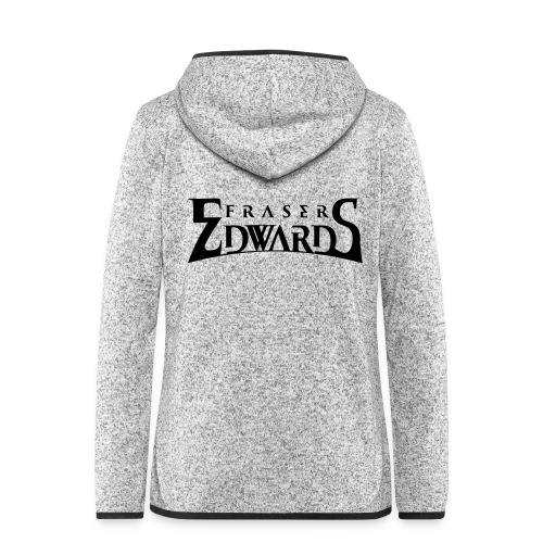 Fraser Edwards Men's Slim Fit T shirt - Women's Hooded Fleece Jacket