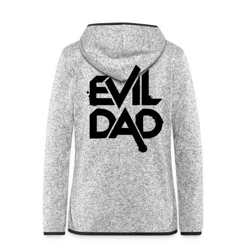 Evildad - Vrouwen hoodie fleecejack