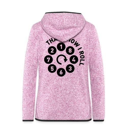 Rolling the V8 way - Autonaut.com - Women's Hooded Fleece Jacket